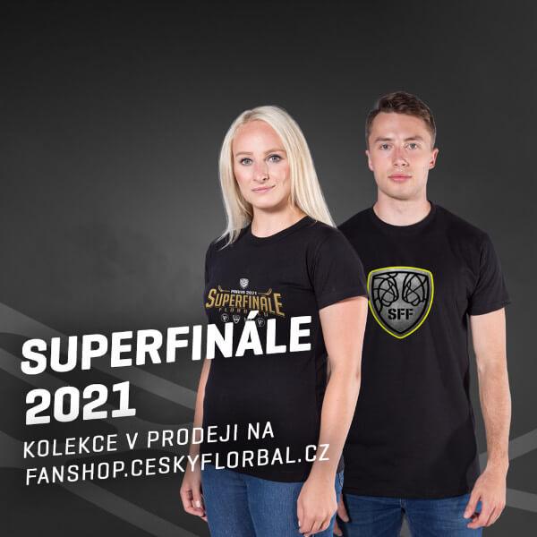 Fanshop Český florbal